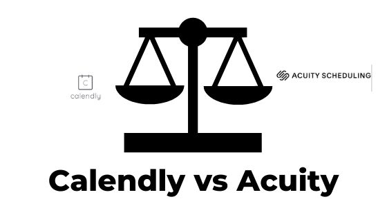 Calendly vs Acuity Feature and Pricing Comparison