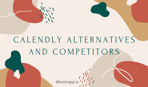 Calendly Alternatives and Competitors