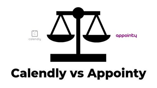 Calendly vs Appointy Comparison and Review