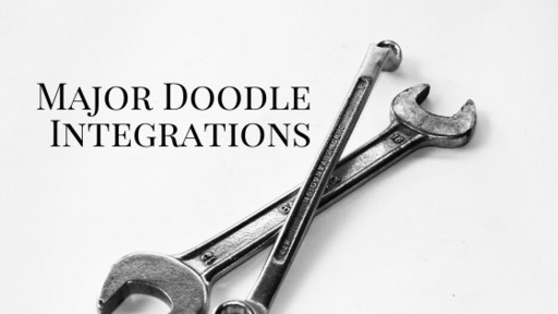Major Doodle Integrations