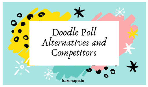 Doodle Poll Alternatives and Competitors