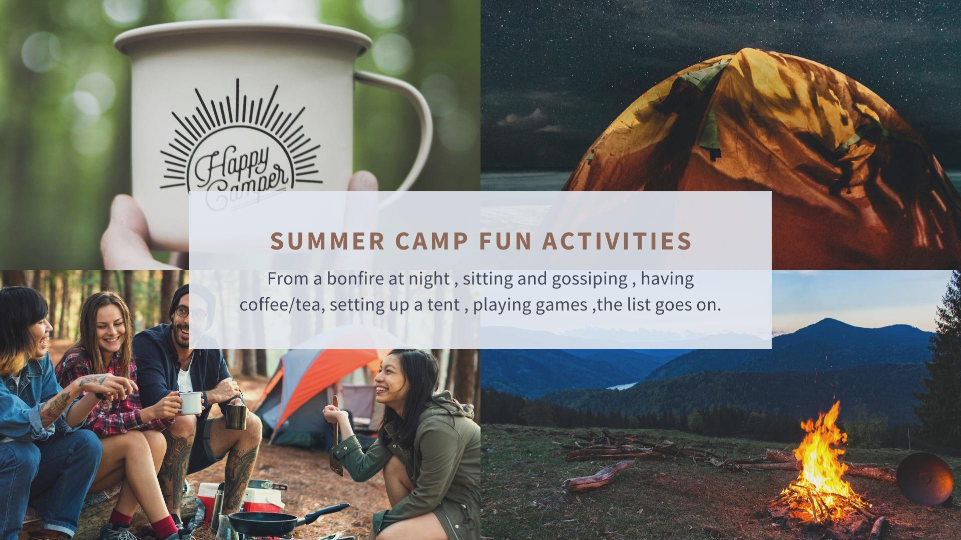 How to Plan a Summer Camp