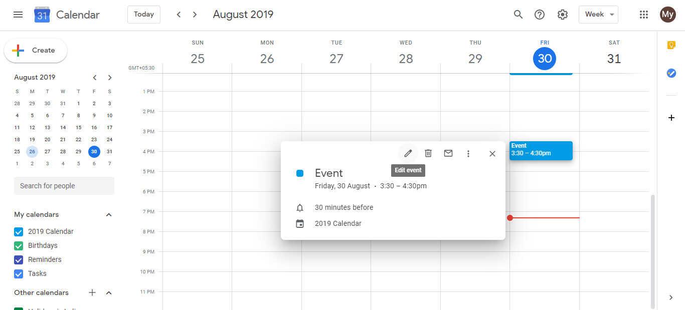 How To Add Images To Google Calendar Google Calendar Handbook